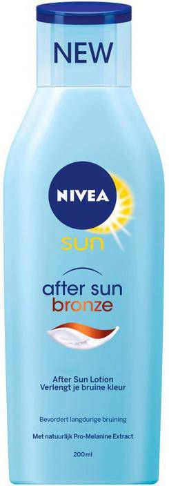 Nivea SUN After Sun Bronze Lotion online kopen